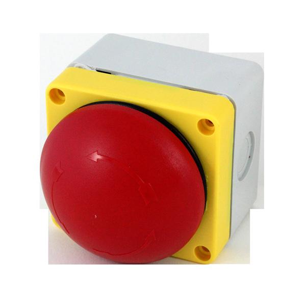 image bouton d'arrêt d'urgence